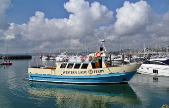 Western Lady, Torquay to Brixham, Devon