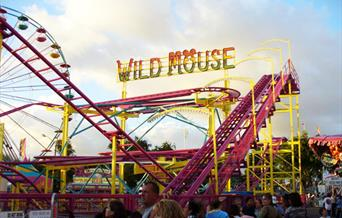 Anderton & Rowland's Mouse Roller Coaster